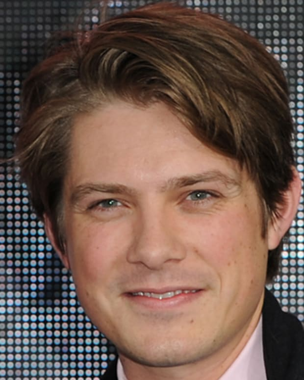 LONDON, UNITED KINGDOM - JULY 04: Taylor Hanson, Isaac Hanson and Zac Hanson attend the European Premiere of 'Pacific Rim' at BFI IMAX on July 4, 2013 in London, England. (Photo by Eamonn M. McCormack/Getty Images)