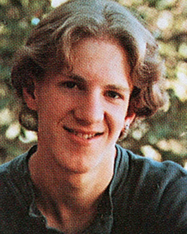 10 May 1999, Littleton, Colorado, USA --- A picture of Columbine High School student Dylan Klebold appears in the 1999 Columbine High School yearbook released to students. Klebold is one of the two gunmen who attacked Columbine High School on April 20 in Littleton. Klebold and his partner Eric Harris shot themselves after killing twelve students and one teacher.  --- Image by