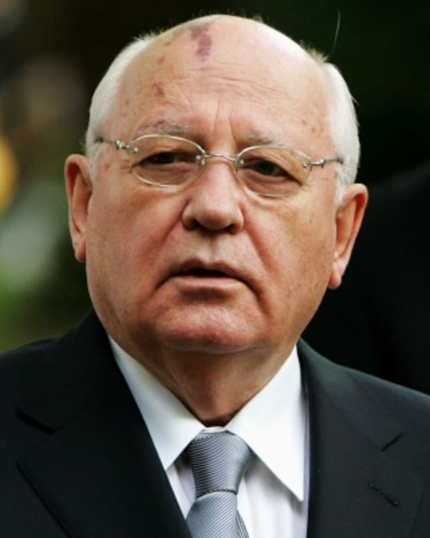 Mikhail Gorbachev Photo