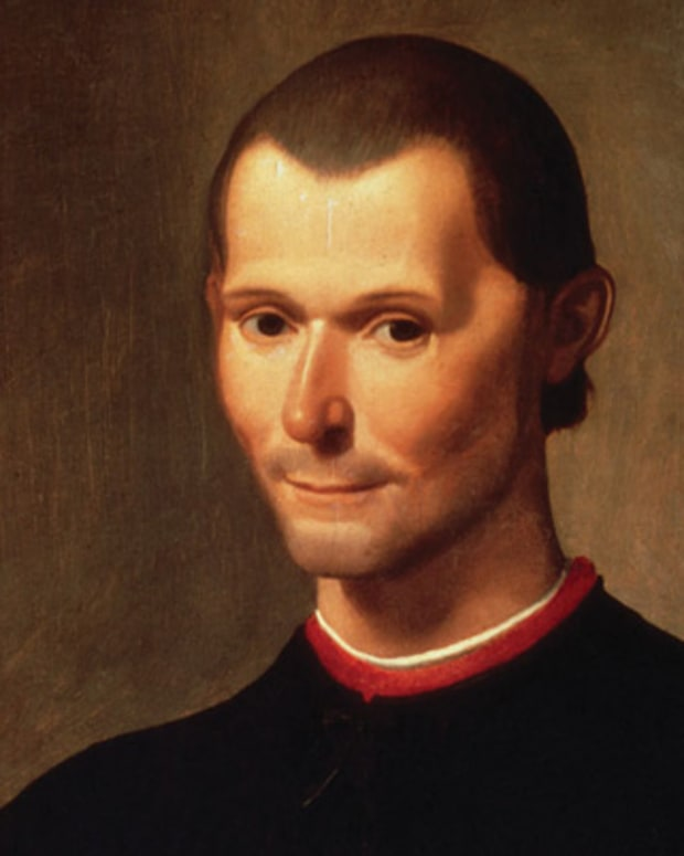 Niccolo Machiavelli Photo