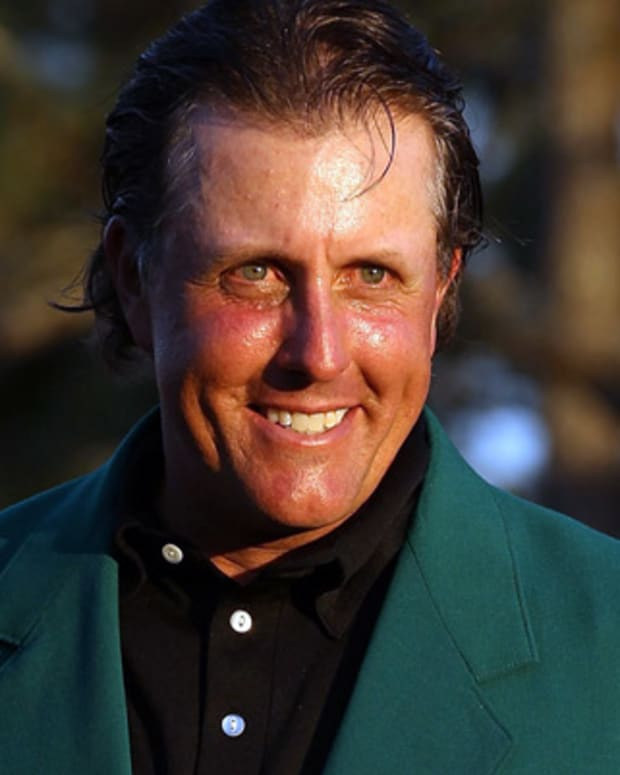 Phil Mickelson Photo