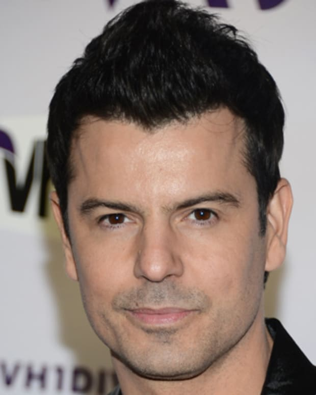 LOS ANGELES, CA - DECEMBER 16:  Singer Jordan Knight attends 'VH1 Divas' 2012 at The Shrine Auditorium on December 16, 2012 in Los Angeles, California.  (Photo by Michael Buckner/Getty Images)
