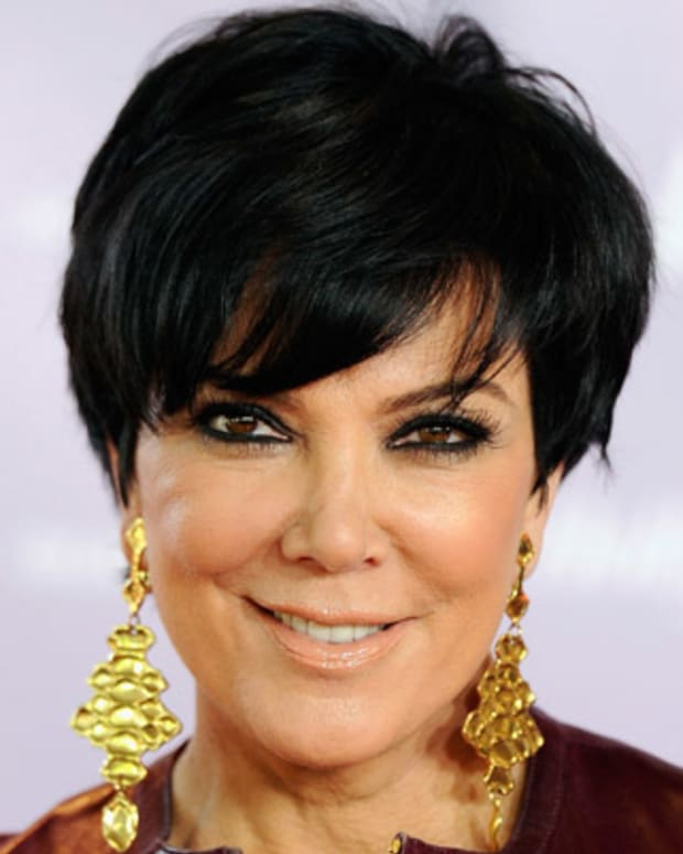 BEVERLY HILLS, CA - DECEMBER 07:  TV personality Kris Jenner arrives at The Hollywood Reporter's Annual 'Power 100: Women In Entertainment Breakfast' at The Beverly Hills Hotel on December 7, 2011 in Beverly Hills, California.  (Photo by Frazer Harrison/Getty Images)