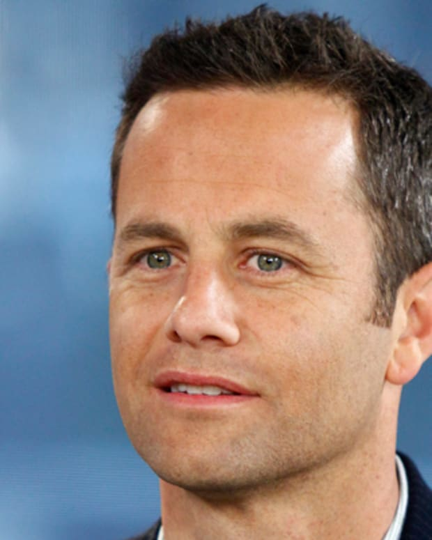 TODAY -- Pictured: Kirk Cameron appears on NBC News' 'Today' show -- (Photo by: Peter Kramer/NBC/NBC NewsWire)