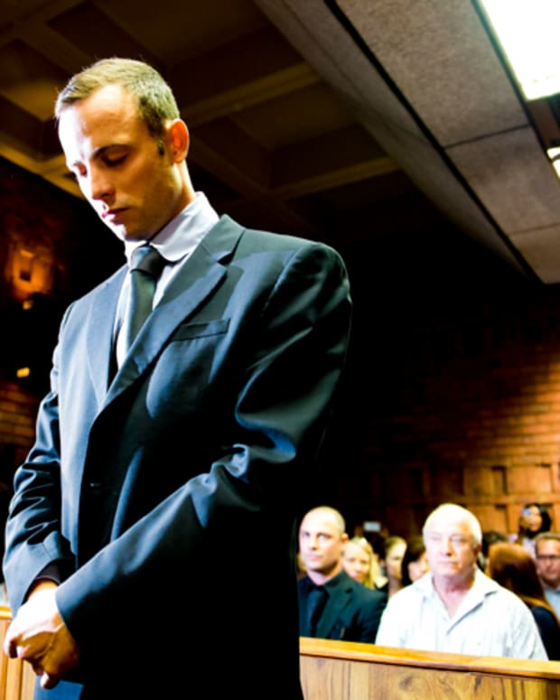 Oscar Pistorious Photo