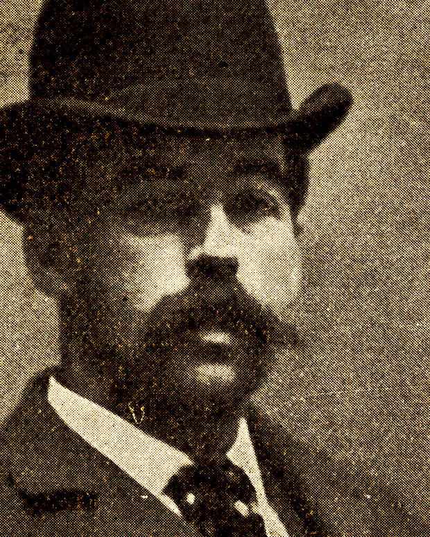 HH Holmes Photo