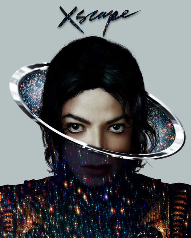 Michael Jackson Xscape Photo