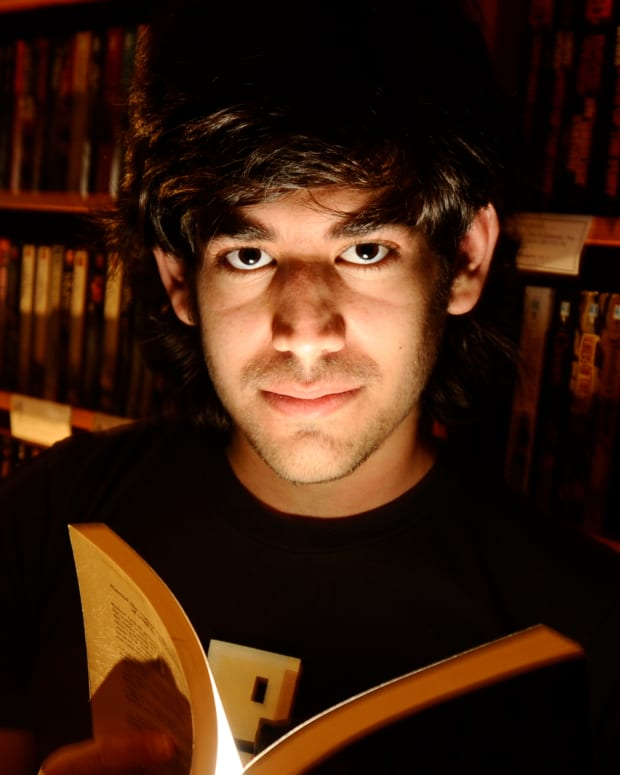 Aaron Swartz Photo
