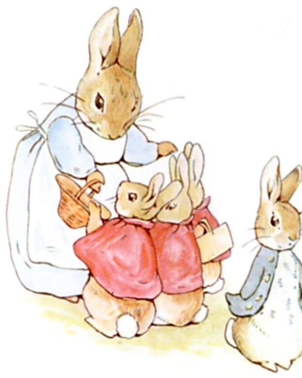 Tale of Peter Rabbit Photo