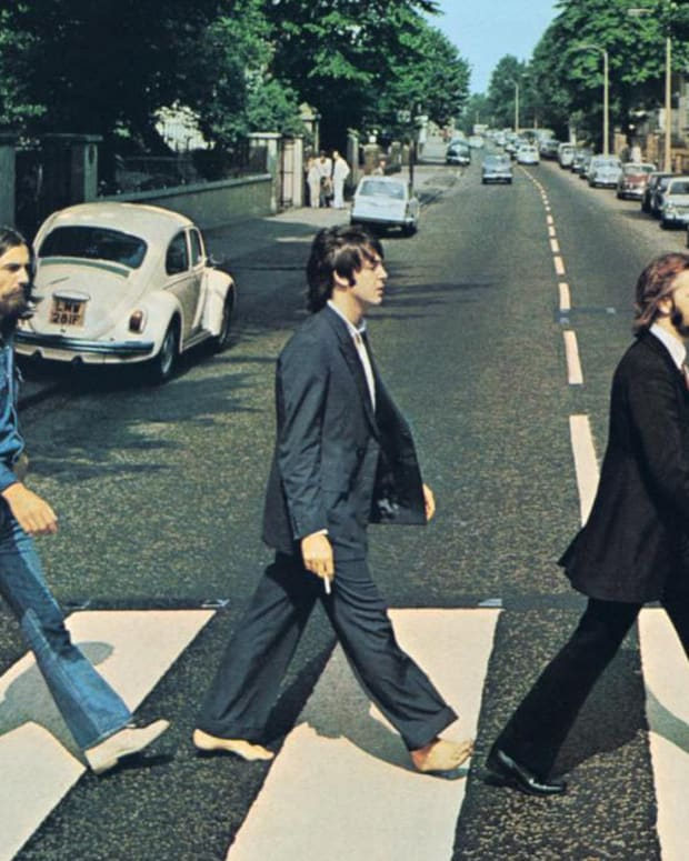 Beatles Abbey Road Photo