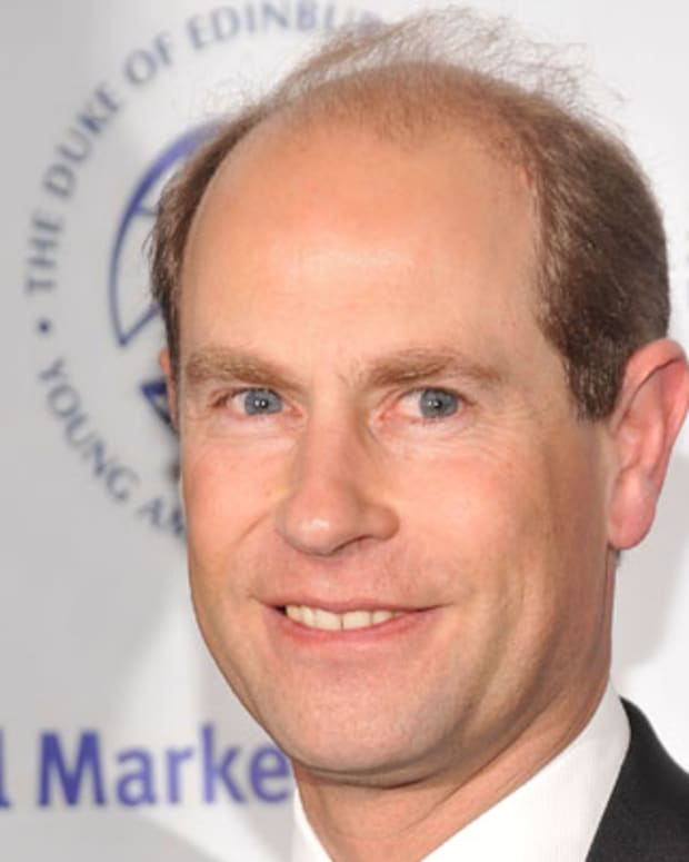 NEW YORK, NY - JUNE 23:  HRH The Prince Edward, Earl of Essex, KG GCVO attends the Duke Of Edinburgh's International Award and Young Americans' Challenge Benefit Gala at The Pierre Hotel on June 23, 2011 in New York City.  (Photo by Gary Gershoff/WireImage)