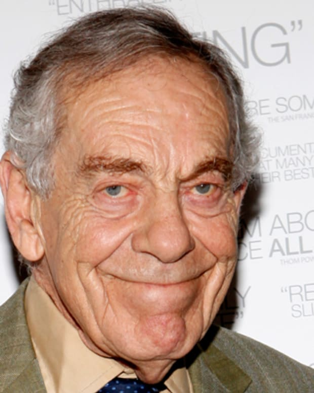 NEW YORK, NY - JUNE 13:  Reporter Morley Safer attends the premiere of 'Page One: Inside The New York Times' at the Elinor Bunin Munroe Film Center on June 13, 2011 in New York City.  (Photo by Cindy Ord/Getty Images)