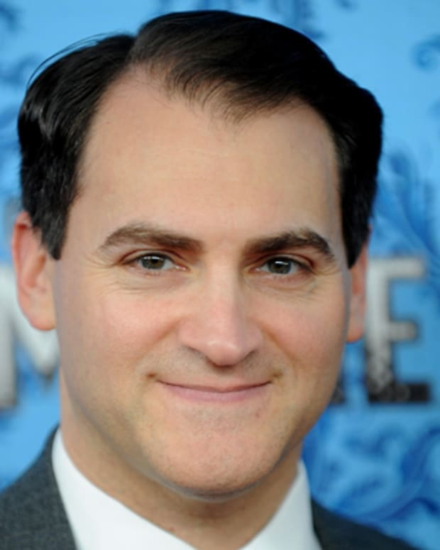 NEW YORK, NY - SEPTEMBER 05:Actor Michael Stuhlbarg attends  HBO's 'Boardwalk Empire' Season Three New York Premiere at Ziegfeld Theater on September 5, 2012 in New York City.  (Photo by Brad Barket/Getty Images)