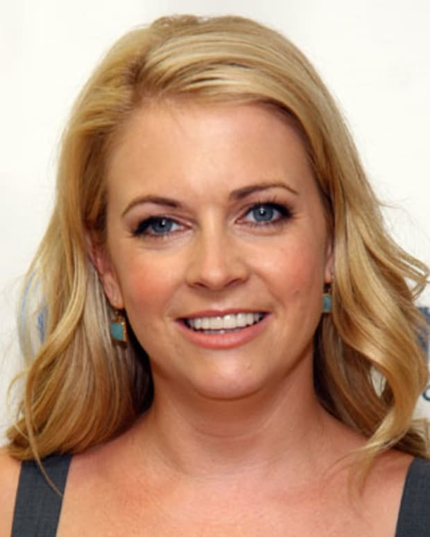 NEW YORK, NY - JULY 25:  Actress Melissa Joan Hart visits SiriusXM Studio on July 25, 2011 in New York City.  (Photo by Neilson Barnard/Getty Images)
