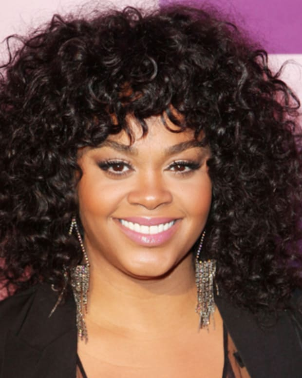 NEW YORK, NY - OCTOBER 15:  Singer Jill Scott attends Black Girls Rock! 2011 at the Paradise Theater on October 15, 2011 in New York City.  (Photo by John W. Ferguson/Getty Images)