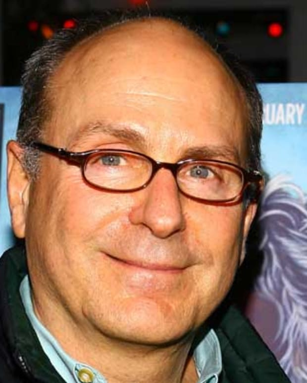 NEW YORK - MARCH 4:  Director James Lapine attends the post-performance party of the opening night of King Lear at B-Bar March 4, 2007 in New York City.  (Photo by Scott Wintrow/Getty Images) *** Local Caption *** James Lapine