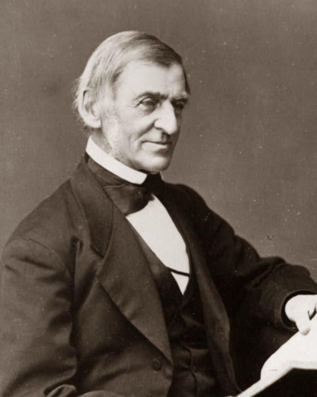 Ralph Waldo Emerson Photo
