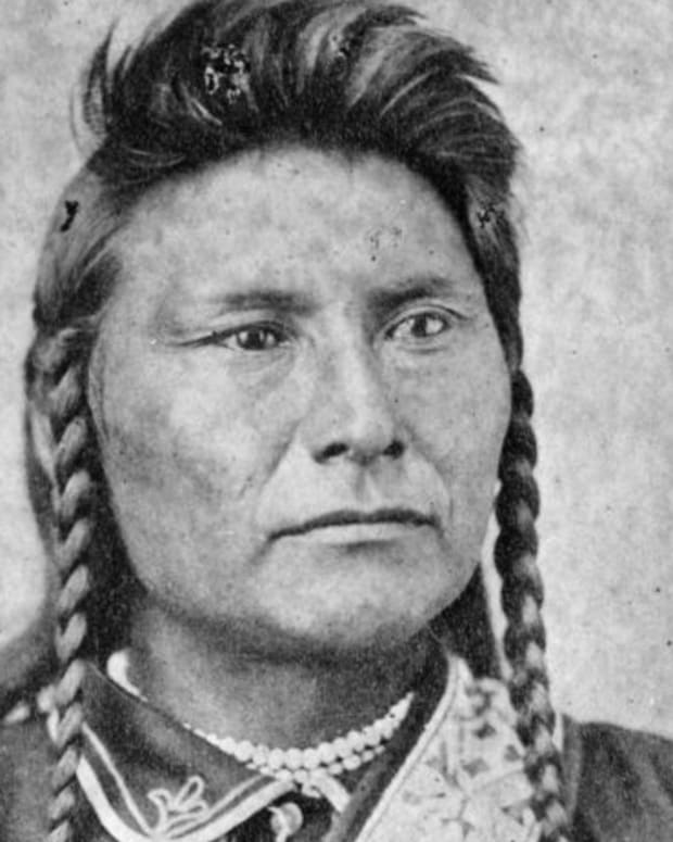 Chief Joseph Photo