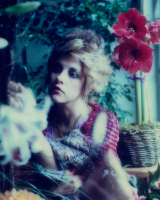 Stevie Nicks Mabel Photo