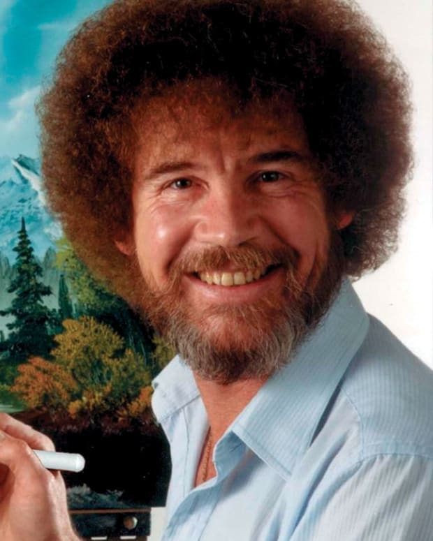 Bob Ross 13 Happy Little Facts About The Iconic Pbs Painter Biography