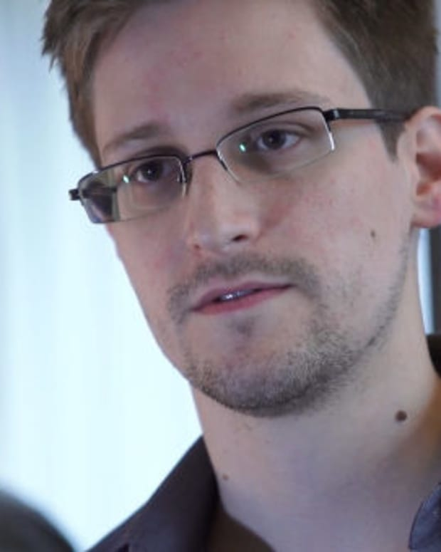 Edward Snowden Photo