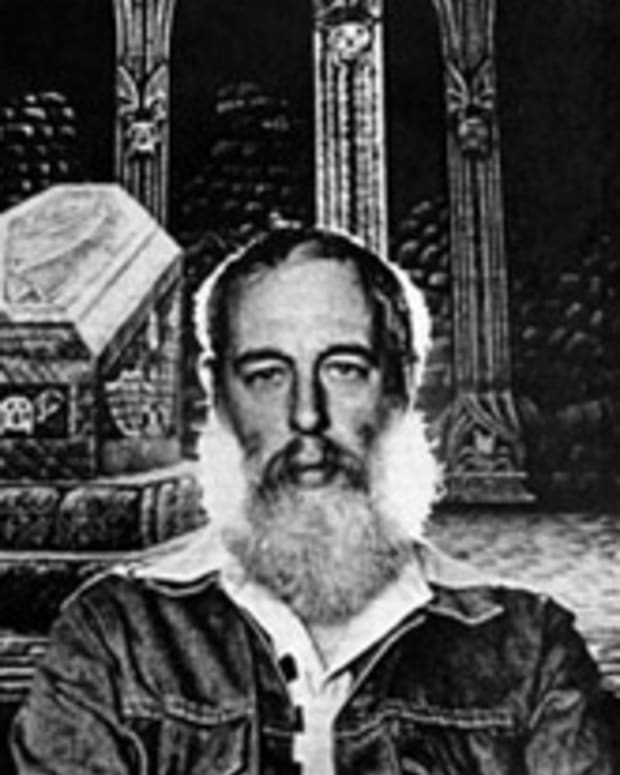 Edward Gorey Photo
