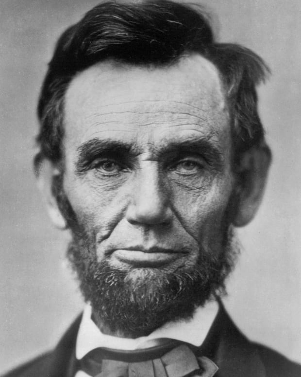 Abraham Lincoln portrait, 1863