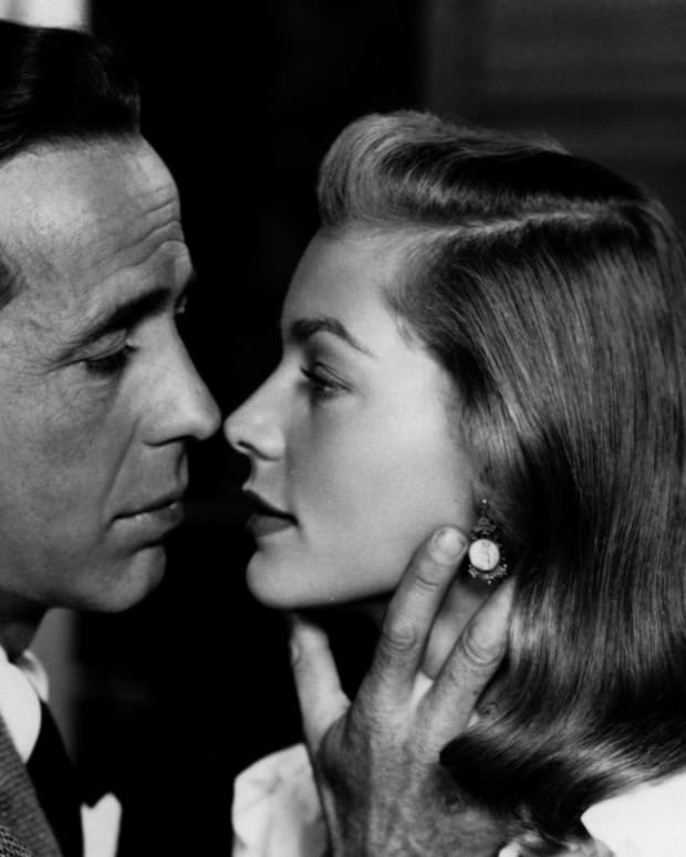 Humphrey Bogart Lauren Bacall Photo
