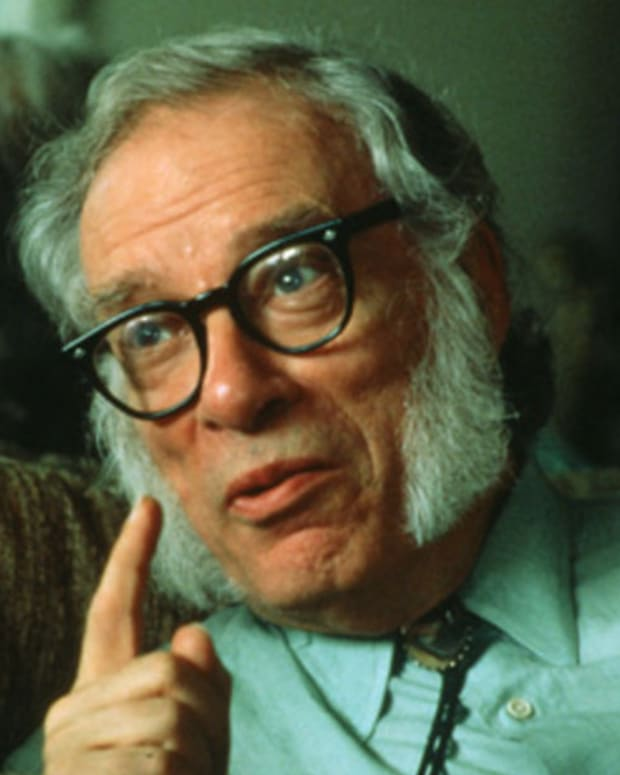 Isaac Asimov Photo