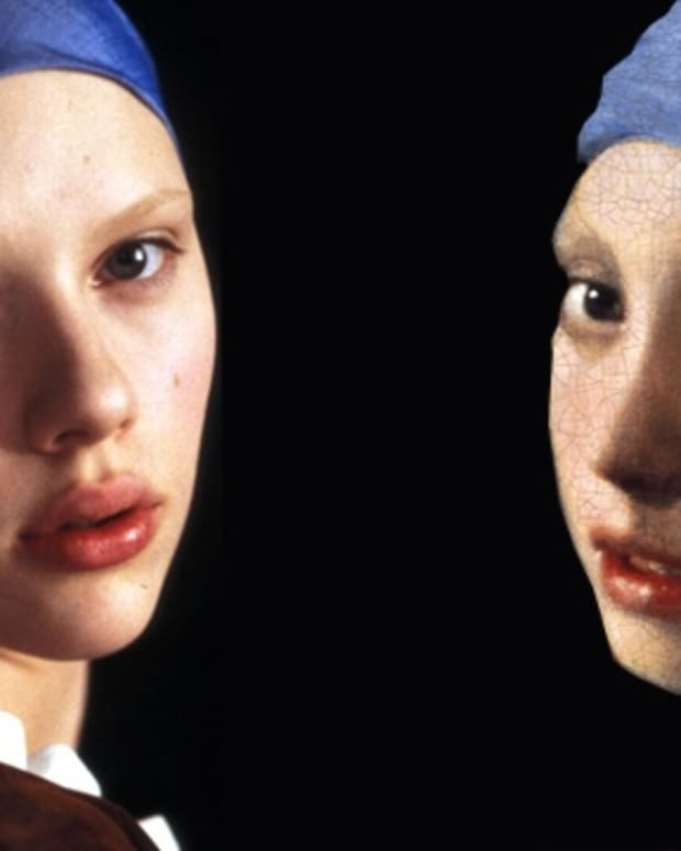 Girl With the Pearl Earring Photo