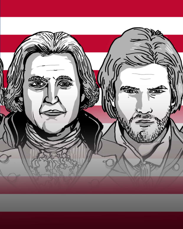 Sons of Liberty Illustration