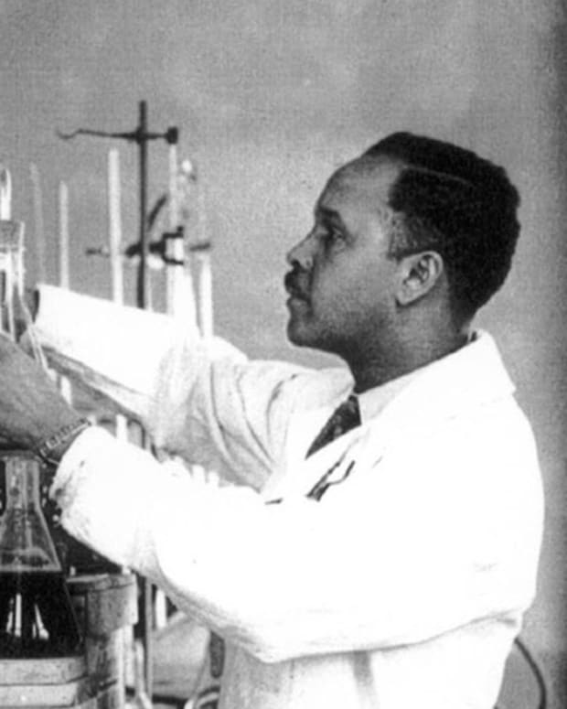 Percy Julian Photo