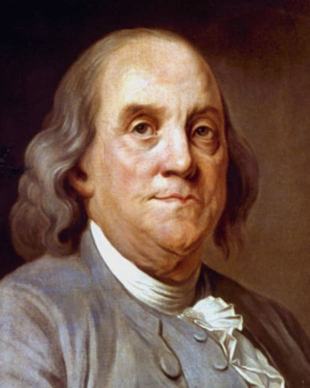 Ben Franklin Photo
