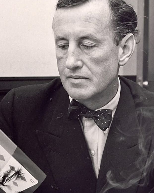 Fleming Ian 9 Intriguing Facts About The James Bond Author