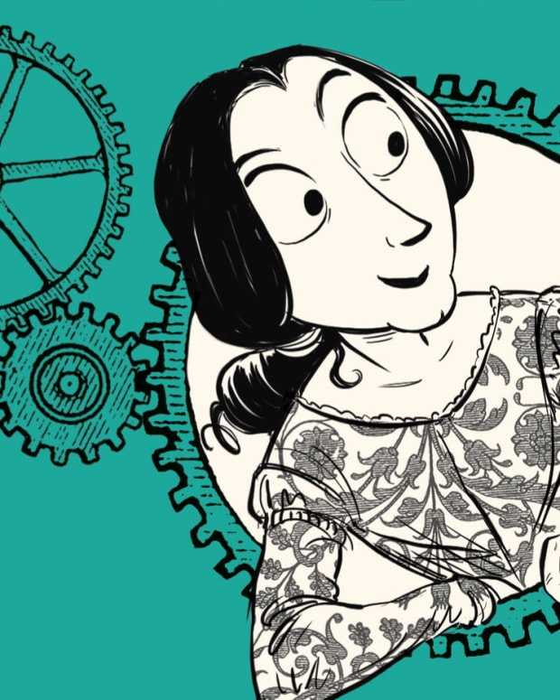 The Thrilling Adventures of Lovelace & Babbage
