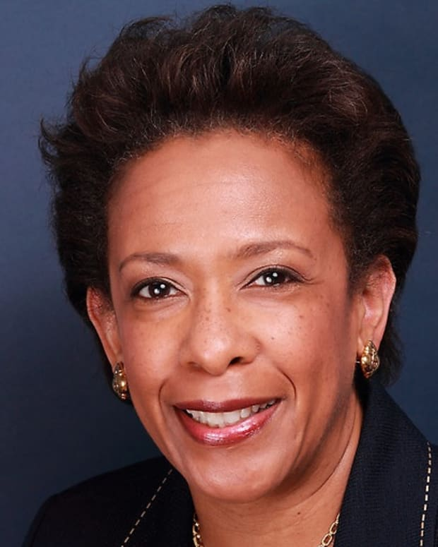 Loretta Lynch (Photo: www.justice.gov)