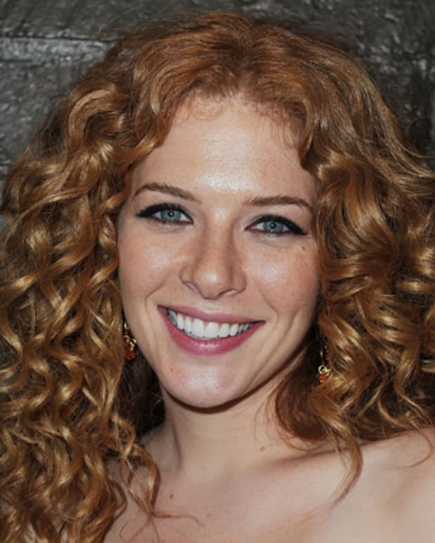 HOLLYWOOD - NOVEMBER 08:  Actress Rachelle Lefevre attends the 'Casino Jack' after party during AFI FEST 2010 presented by Audi held at the Hollywood Roosevelt Hotel on November 8, 2010 in Hollywood, California.  (Photo by Alberto E. Rodriguez/Getty Images for AFI) *** Local Caption *** Rachelle Lefevre