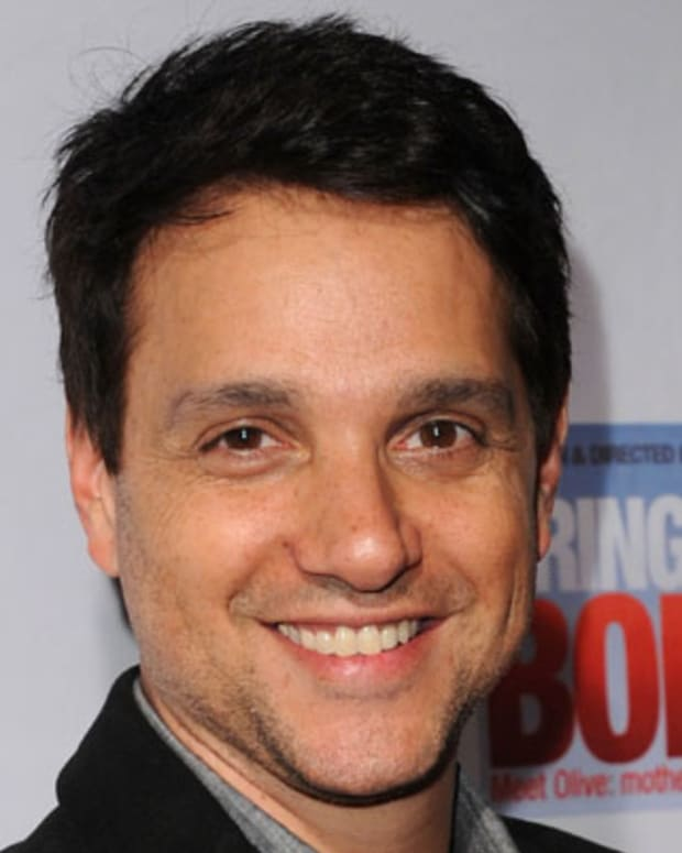 NEW YORK, NY - SEPTEMBER 24:  Ralph Macchio attends the 'Bringing Up Bobby' New York Premiere at Village East Cinema on September 24, 2012 in New York City.  (Photo by Craig Barritt/Getty Images)