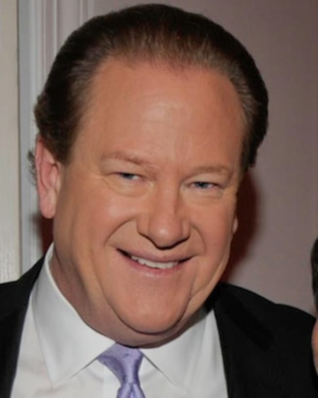 WASHINGTON, DC - APRIL 27: Wendy Schultz, Ed Schultz and Valerie Jarrett attend The New Yorker's White House Correspondents' Dinner Party at the W Hotel on April 27, 2012 in Washington, DC. (Photo by Riccardo Savi/Getty Images for The New Yorker)