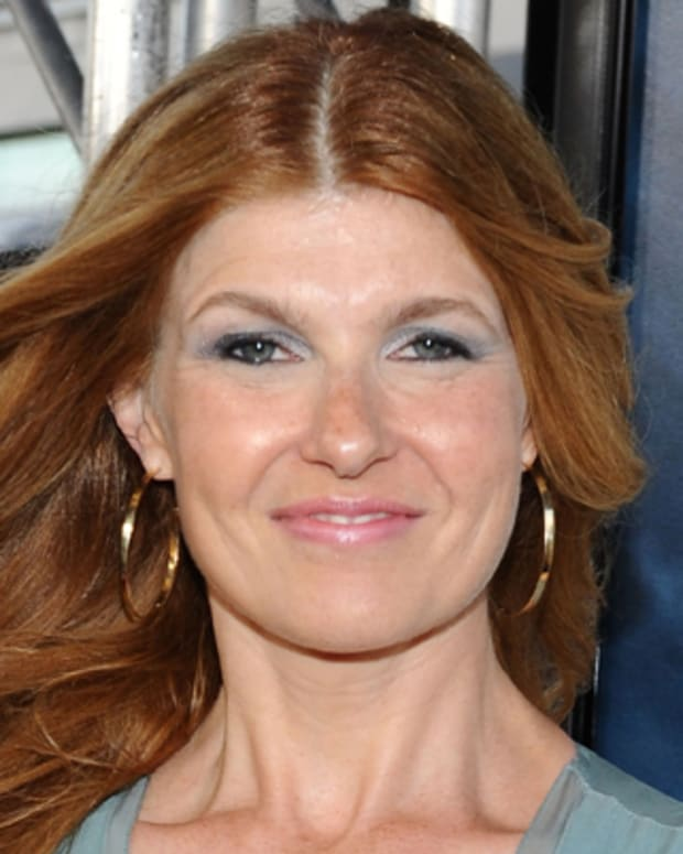 LOS ANGELES, CA - JUNE 18:  Actress Connie Britton arrives at the premiere of 'Seeking a Friend for the End of the World' at the 2012 Los Angeles Film Festival held at Regal Cinemas L.A. Live on June 18, 2012 in Los Angeles, California.  (Photo by Angela Weiss/Getty Images)
