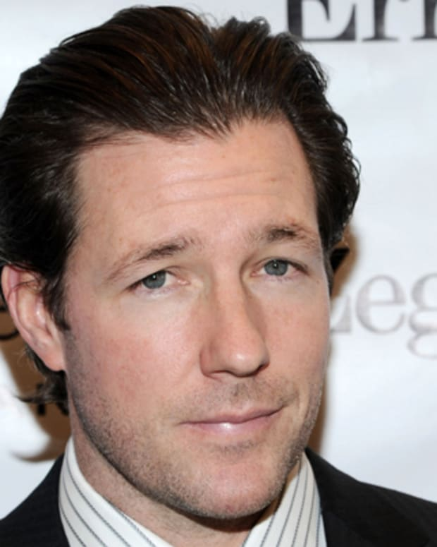 NEW YORK, NY - DECEMBER 03:  Actor Edward Burns attends Ermenegildo Zegna 'Essenze' Collection Launch Event at The Ermenegildo Zegna Boutique on December 3, 2012 in New York City.  (Photo by Ilya S. Savenok/Getty Images)