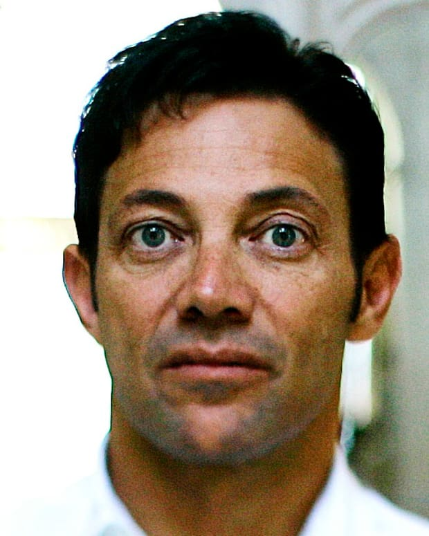 David Howells. 2007. NYC. Tel#+1 305 778-1846/+1 845 675-7496davehowellspix@mindspring.comJordan Belfort, the 'Wolf of Wall St.' Photographed in Manhattan, NYC.