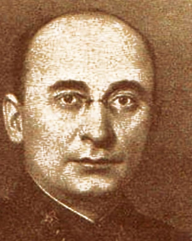 UNSPECIFIED - CIRCA 1754: Lavrentiy Pavlovich Beria (1899 - 1953 Georgian Soviet politician, and chief of the Soviet security and secret police apparatus under Stalin. By the end of the Great Purge, he had become deputy head and subsequently head of the NKVD and carried out a purge of the NKVD itself. (Photo by Universal History Archive/Getty Images)
