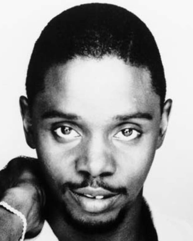 UNSPECIFIED - CIRCA 1983:  Photo of Phillip Bailey  (Photo by Bobby Holland/Michael Ochs Archives/Getty Images)