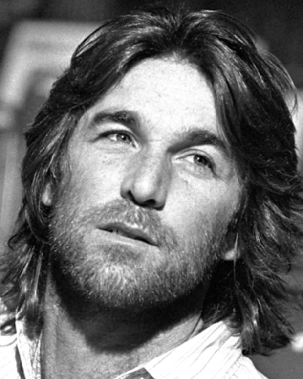 Dennis Wilson (Beach Boys) during rehearsal for Rock Awards at Hollywood Palladium, Hollywood, CA 1976; Various Locations; Mark Sullivan 70's Rock Archive; Hollywood; CA.   (Photo by Mark Sullivan/Contour by Getty Images)