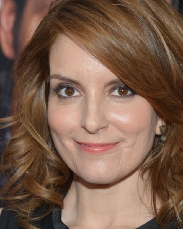 Actress, writer, and mother, Tina Fey