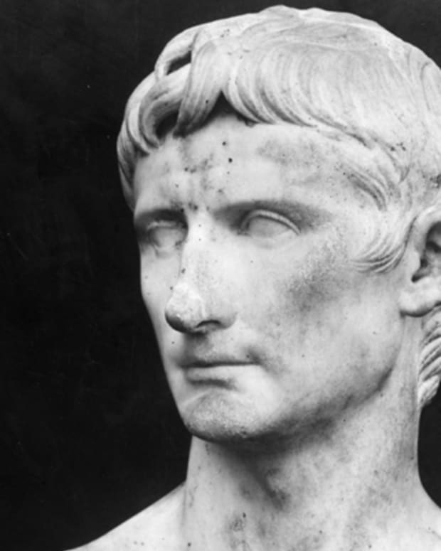 caesar biography