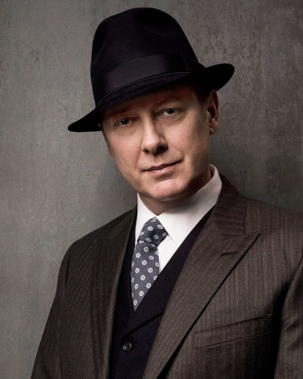 James Spader The Blacklist Season 2 Photo