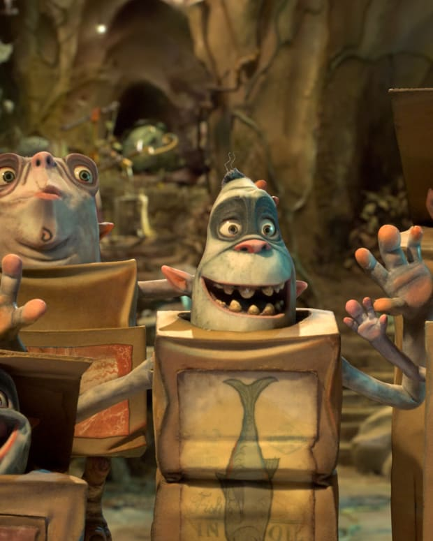 Boxtrolls Movie Photo