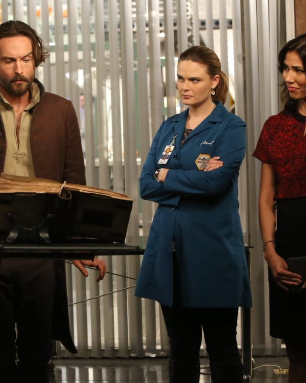 Bones Sleepy Hollow Crossover Photo